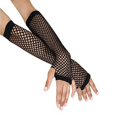 Fishnet Arms