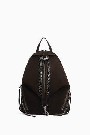 Julian Backpack with Chain Inset