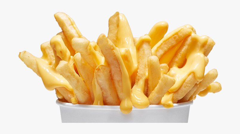 cheese fries png