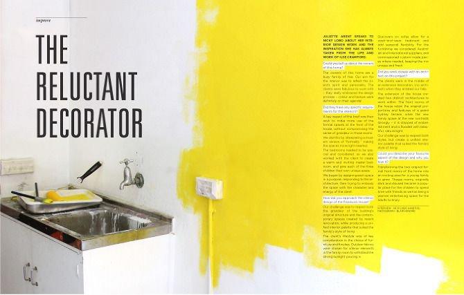 yellow magazine article - Cerca con Google