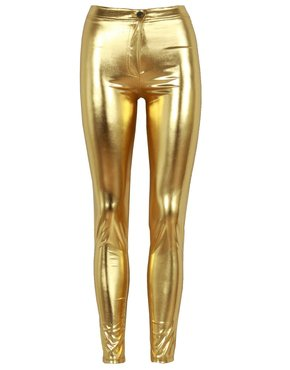GOLD DISCO PANTS. on The Hunt