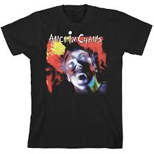 alice in chains facelift t shirt - Google Search