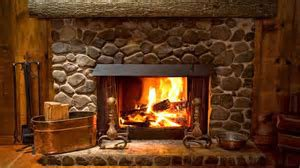 Fireplaces Romantic Night - Bing images