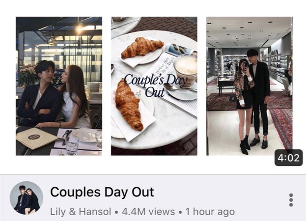 Couples Day Out