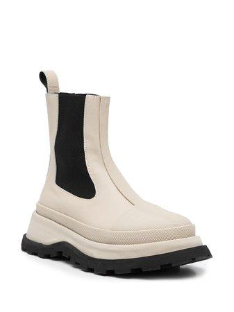 Jil Sander Chelsea chunky-sole Boots - Farfetch