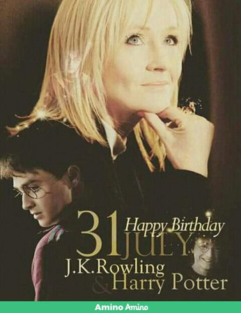 jk rowling's birthday - Google Search