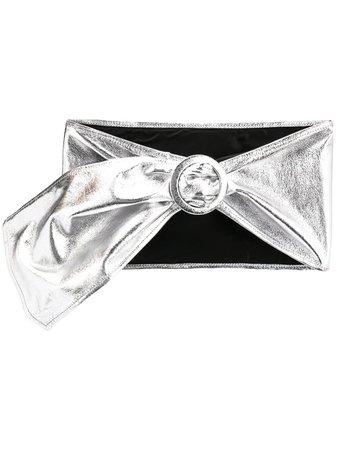 Attico Metallic Waist Belt - Farfetch