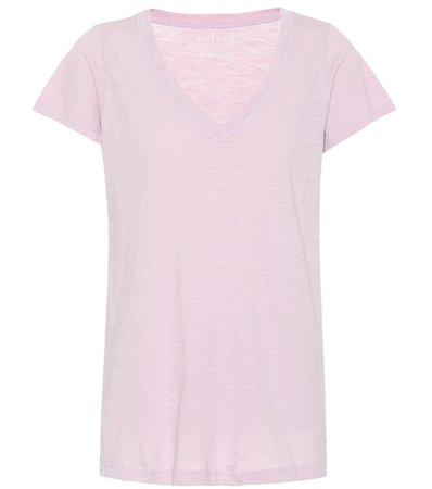 Jilian cotton T-shirt
