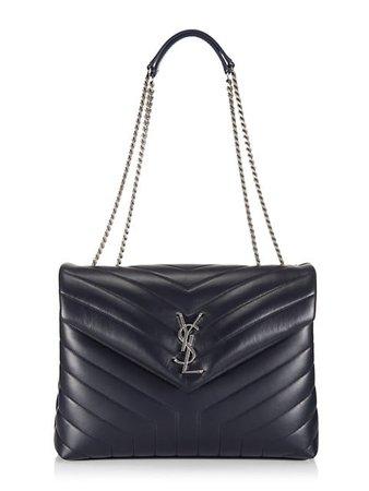 Saint Laurent Medium Loulou Matelassé Leather Shoulder Bag | SaksFifthAvenue