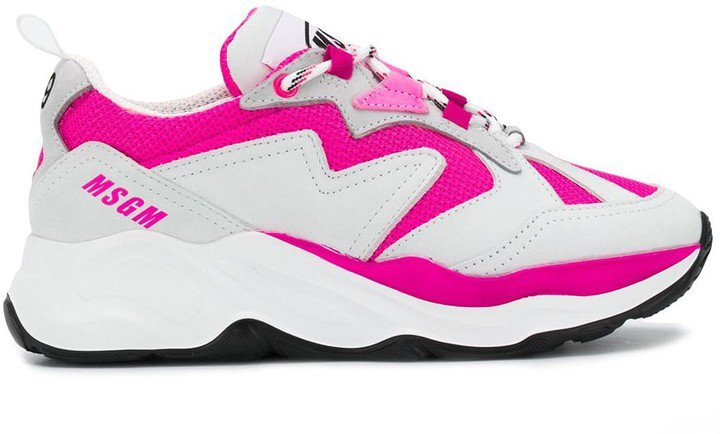Chunky Low Top Trainers