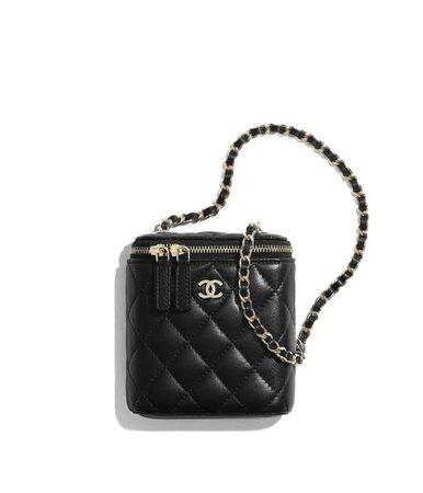 black bag Chanel