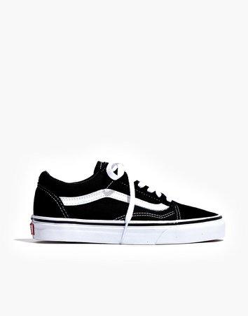 Vans Unisex Old Skool Lace-Up Sneakers