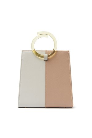 Nude Pronto Purse by Lizzie Fortunato for $50 | Rent the Runway