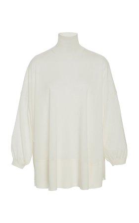 Cashmere Turtleneck Sweater by Agnona | Moda Operandi