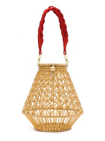 Serpui straw bag $523 - Buy Online - Mobile Friendly, Fast Delivery, Price