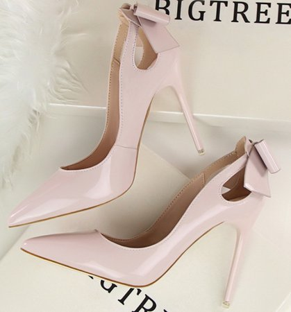 Baby Pink Stilettos