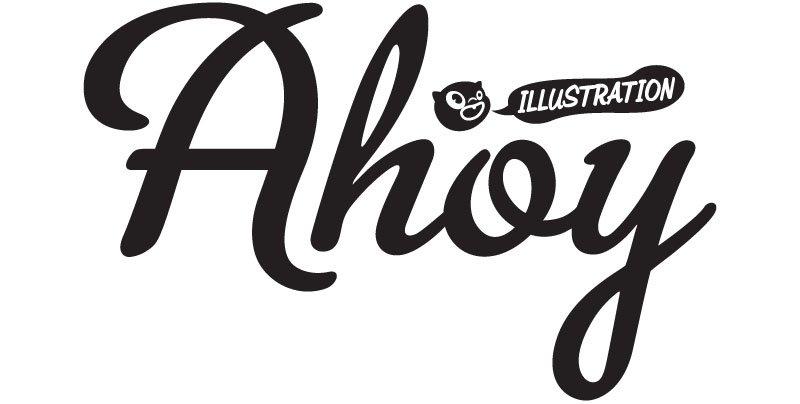 Ahoy Illustration