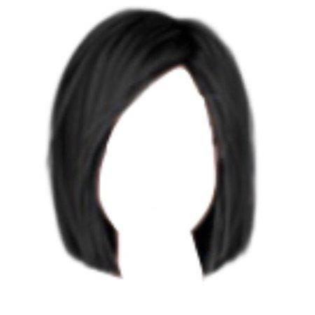 Black Hair PNG (@bittersweetofficial)