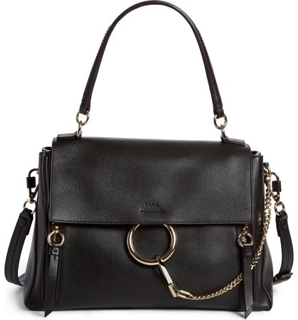 Chloé Small Faye Day Leather Shoulder Bag | Nordstrom