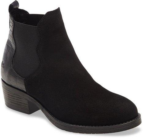 Emery Suede Waterproof Chelsea Boot