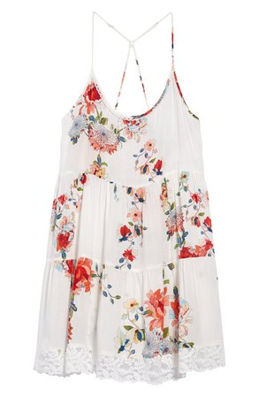 In Bloom by Jonquil All My Loving Floral Chemise