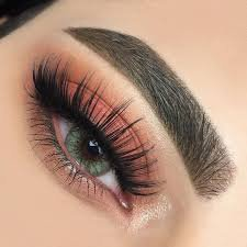 Coral Eyeshadow