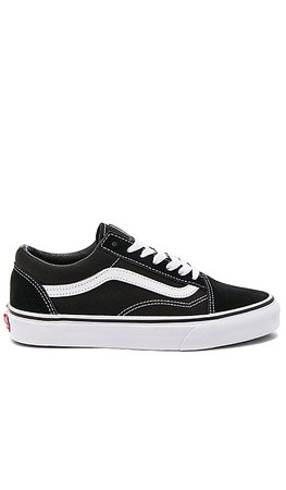 Vans Old Skool in Black | REVOLVE