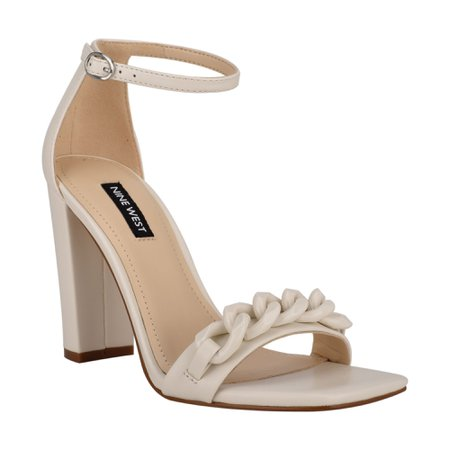 Mindful Ankle Strap Sandals - Nine West