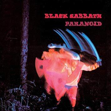 black sabbath album paranoid