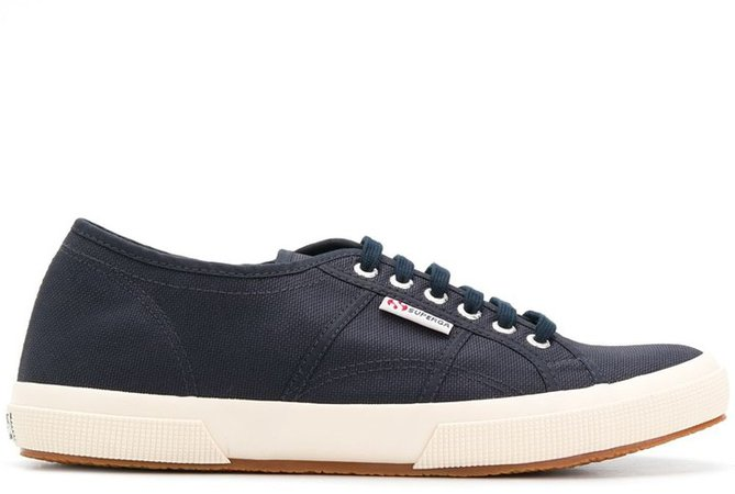 Lace-Up Sneakers
