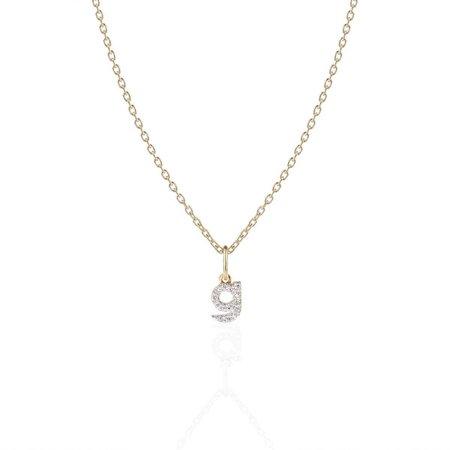 Diamond Necklace – G | Sharon Mills
