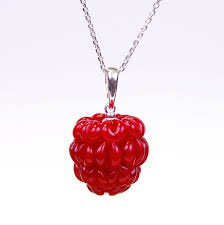 raspberry necklace - Google Search