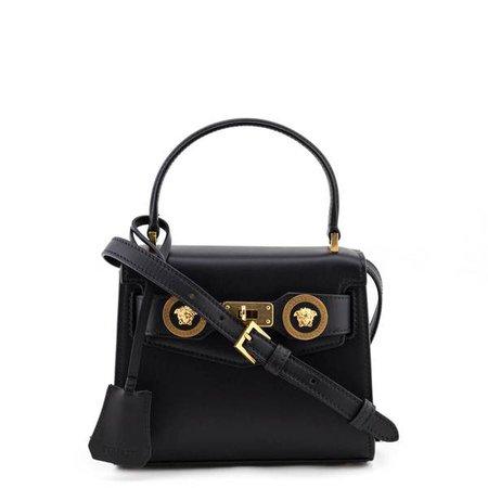 Black Vintage Versace Bag