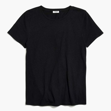 Tie-back T-shirt