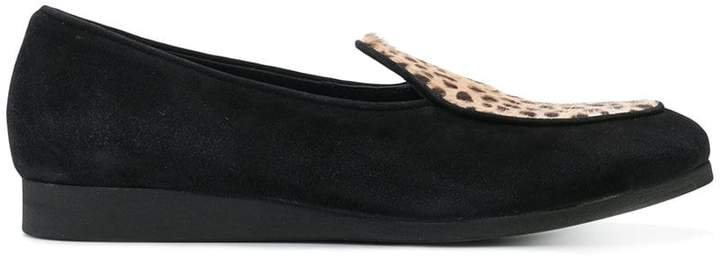 Alyx leopard print loafers