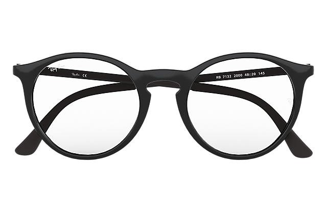 Ray-Ban prescription glasses RB7132 Black - Injected - 0RX7132200050 | Ray-Ban® USA