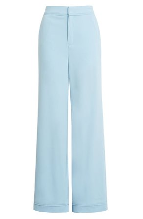 Endless Rose Wide Leg Crepe Trousers | Nordstrom