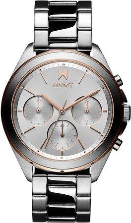 Getaway Chronograph Bracelet Watch, 38mm