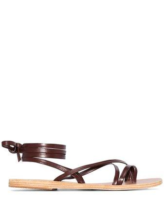 Ancient Greek Sandals Morfi Leather Sandals - Farfetch