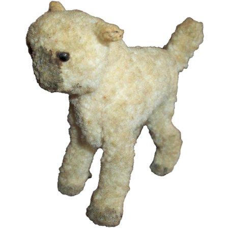 Cute Little Vintage Lamb Doll