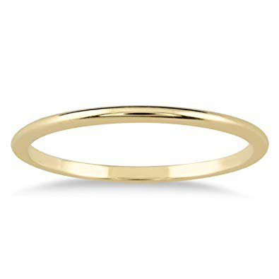 gold ring band