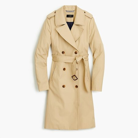 J.Crew: Women's 2011 Icon Trench