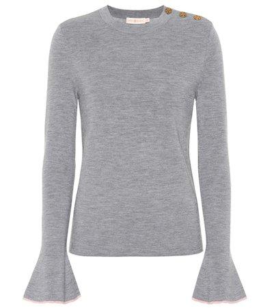 Kimberly embellished wool sweater