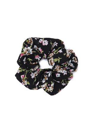 Floral Print Scrunchie | Forever 21
