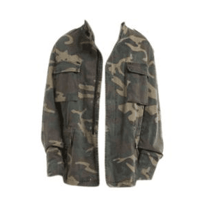 camo jacket png