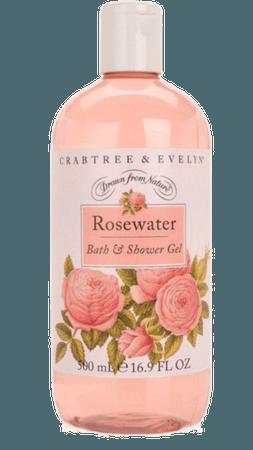 pink rosewater gel png