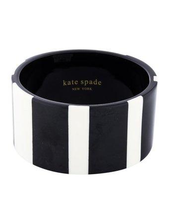 Kate Spade New York Resin Bangle - Bracelets - WKA109961 | The RealReal