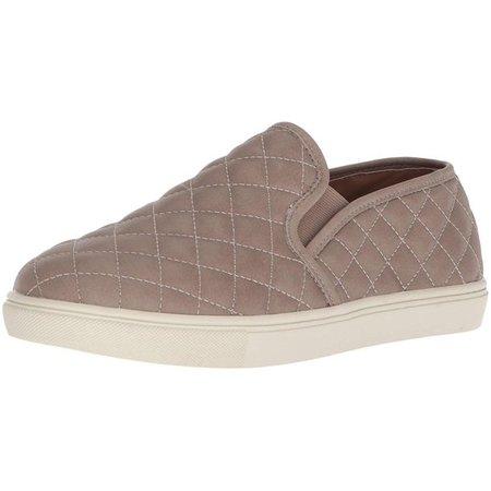 Steve Madden - Steve Madden Women's Ecentrcq Sneaker, Grey, Size 9.5 - Walmart.com - Walmart.com