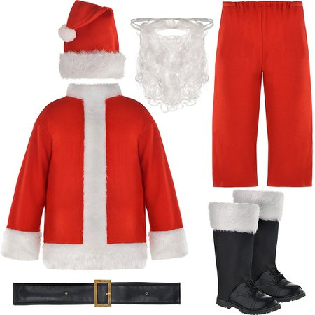 Santa Clause Outfit 3
