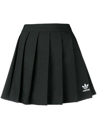 Adidas Pleated Mini Skirt - Farfetch